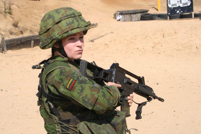 Lietuvos kariai rengiasi kitais metais budėti ES kovinėje grupėje