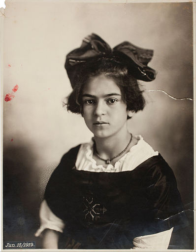 wikimedia.org/Frida Kahlo