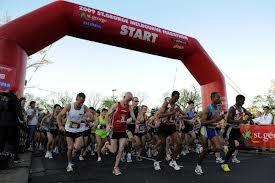 marathons.co.nz nuotr./Melburno maratonas (The Melbourne Marathon)