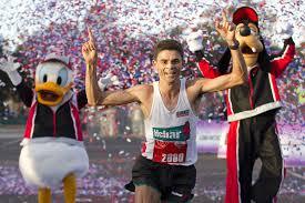 wdwmagic.com nuotr./Walto Disney'aus maratonas (Walt Disney World Marathon weekend)