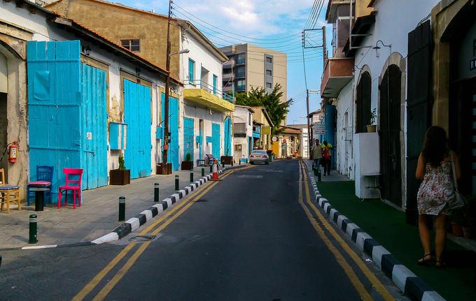 Tomos Gaidytės nuotr./Larnaka – trečias pagal dydį Kipro miestas.