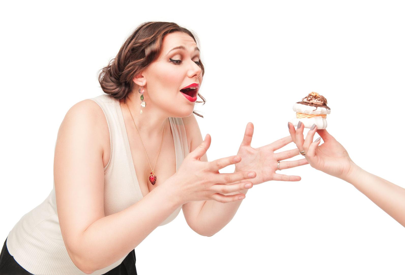 numesti svorio valgyti desertą