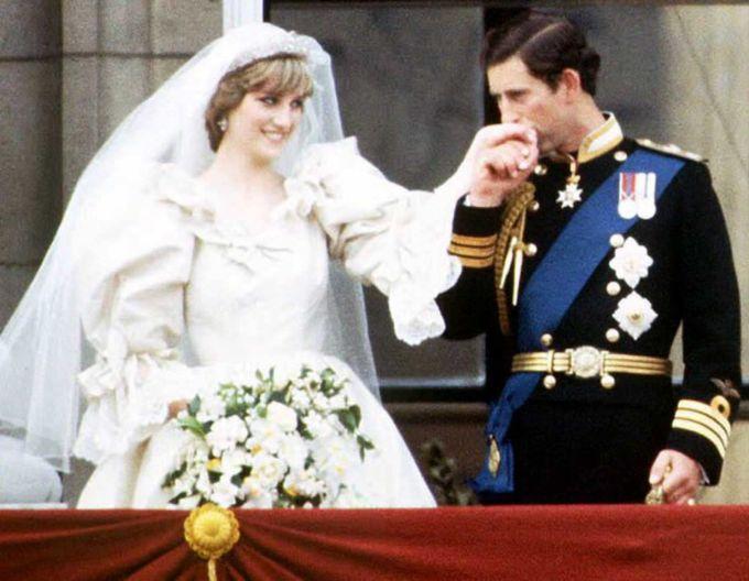 """""""Scanpix"""" nuotr./Princesė Diana ir princas Charlesas"""
