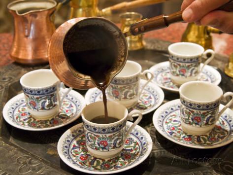 Kavos muziejaus eksponatas