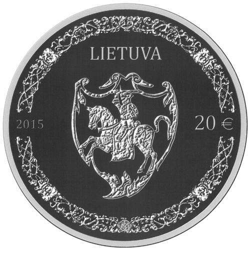 Lietuvos banko nuotr./Radvila aversas