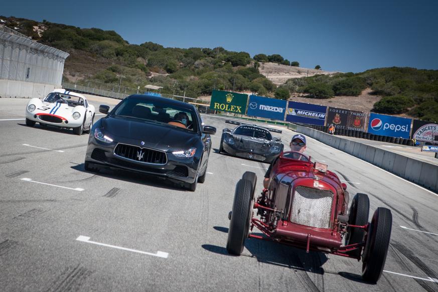 """Maserati"" automobiliai"