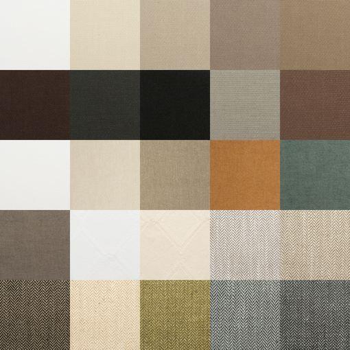 """""""Shutterstock"""" nuotr./Neutralių spalvų paletė."""