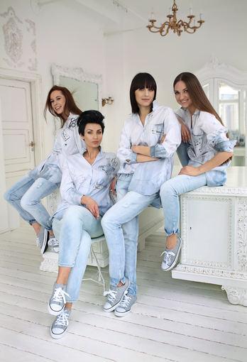 Olga Filatova-Kontrimienė, Airida Skrickienė, Miglė Janušaitė, Jurgita Malakauskaitė