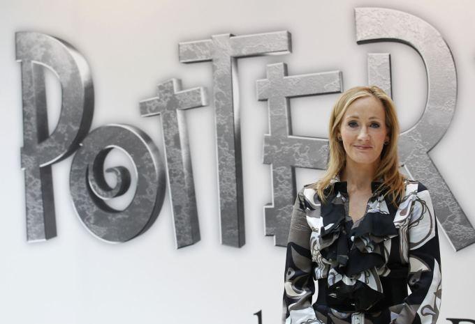 """Reuters""/""Scanpix"" nuotr./Rašytoja  J.K.Rowling"