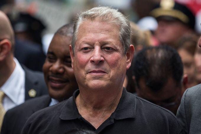 """AFP/""""Scanpix"""" nuotr./Buvęs JAV viceprezidentas Alas Gore'as"""