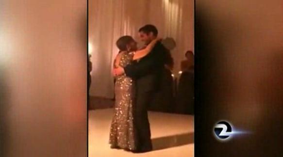 Paskutinis motinos ir sūnaus šokis