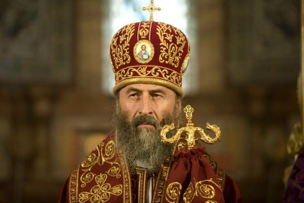 Ukrainos stačiatikių cerkvės patriarchas Onufrijus