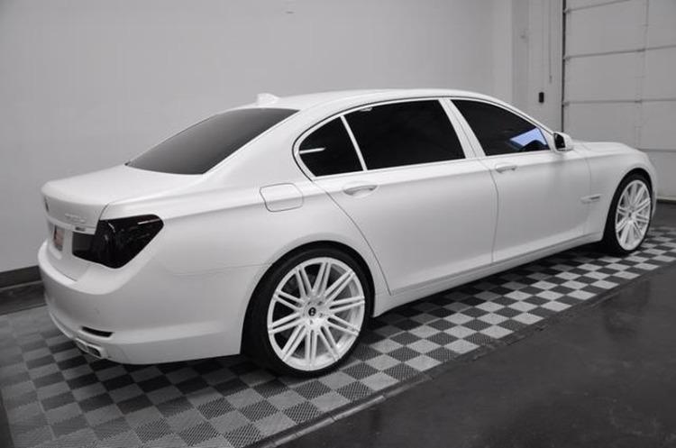 Buvęs LeBrono Jameso BMW 760Li