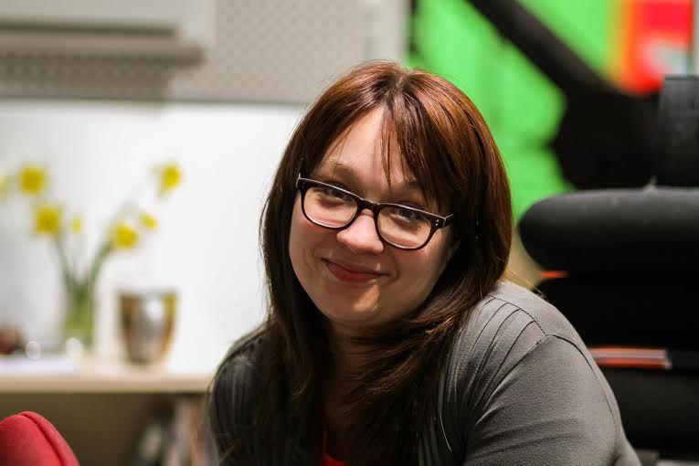 Žurnalistė Viktorija Rinkevičiūtė