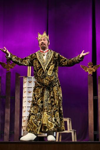 """Teatro """"Na Basmannoj"""" spektaklis"""
