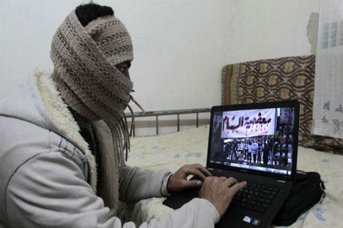 Teroristas prie kompiuterio