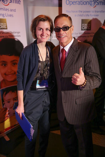 Laimos Penekaitės nuotr./Jeanas Claude'as Van Damme'as vakarėlyje po konferencijos