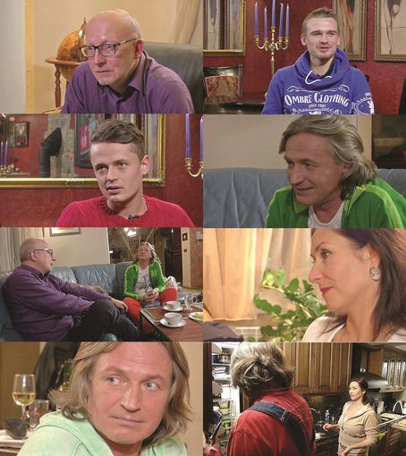 """TV3 nuotr./Realybės šou """"Žvagulių klanas"""" filmavimo akimirkos"""