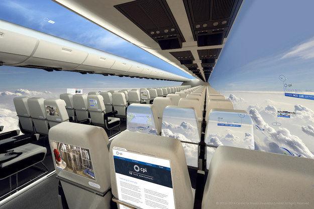 Belangis lėktuvas