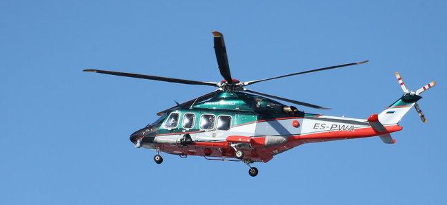 Estijos sraigtasparnis