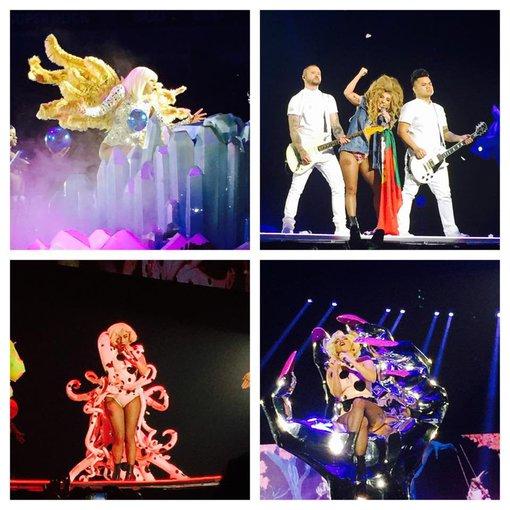 Asmeninio albumo nuotr./Lady Gaga