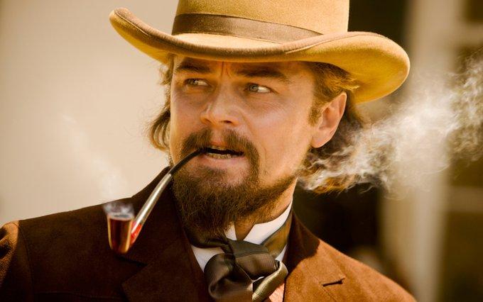 """Scanpix"" nuotr./Leonardo DiCaprio filme ""Ištrūkęs Džango"" (2012 m.)"