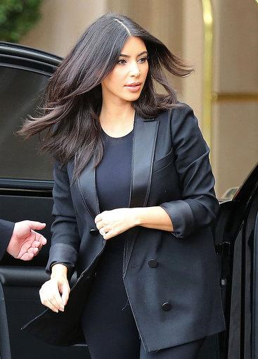 AOP nuotr./Kim Kardashian