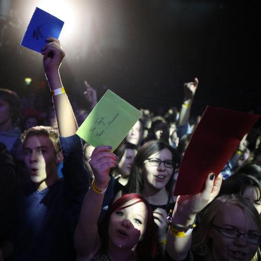 Martyno Siruso nuotr./Tarjos turunen koncertas Vilniuje