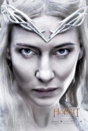 """""""ACME Film"""" archyvo nuotr./Cate Blanchett filme """"Hobitas: Penkių armijų mūšis"""""""
