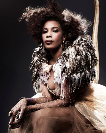 """Live Nation"" nuotr./Macy Gray"