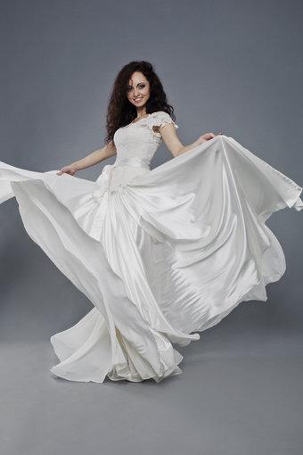 "Evamark.lt nuotr./""Virgo"" vestuvinė suknelė"