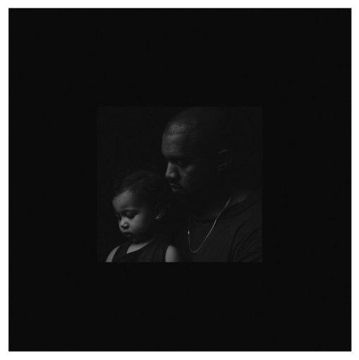 """""""Instagram"""" nuotr./Kanye Westas su dukra North"""