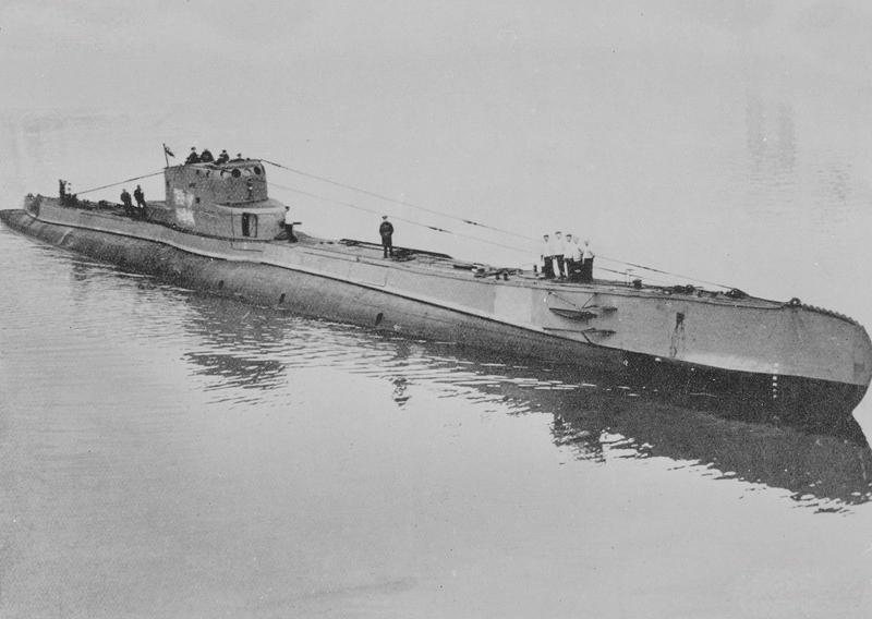 "Povandeninis laivas ""ORP Orzel"""