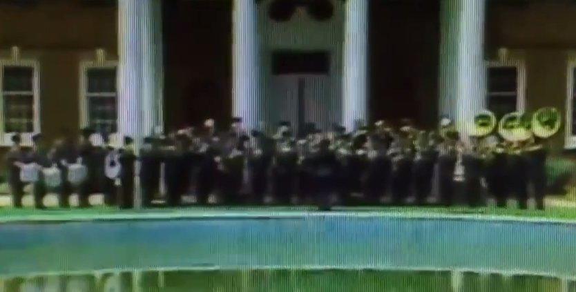 Kadras iš CNN klipo