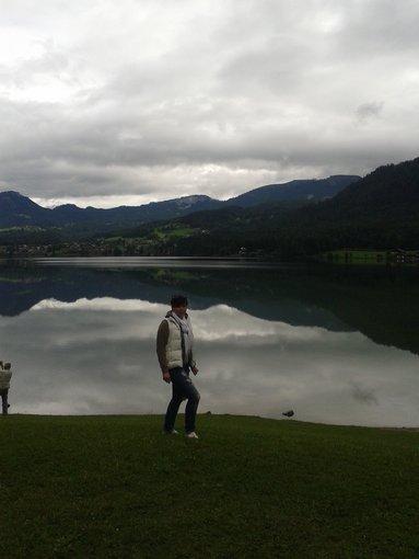 Asmeninio albumo nuotr./Danutės atostogos Austrijoje