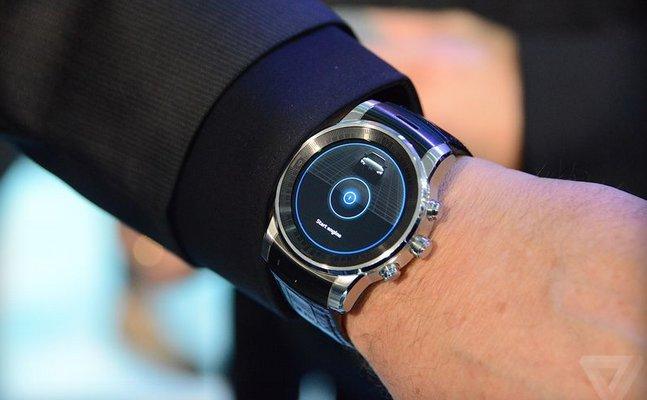 Išmanusis Audi ir LG laikrodis