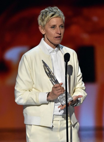 """AFP/""""Scanpix"""" nuotr./Ellen DeGeneres"""