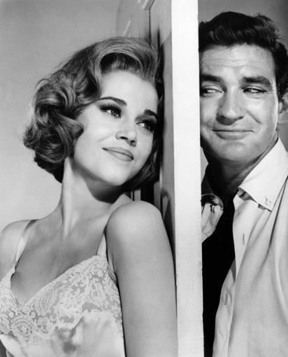 """AOP nuotr./Jane Fonda ir Rodas Tayloras filme """"Sekmadienis Niujorke"""""""