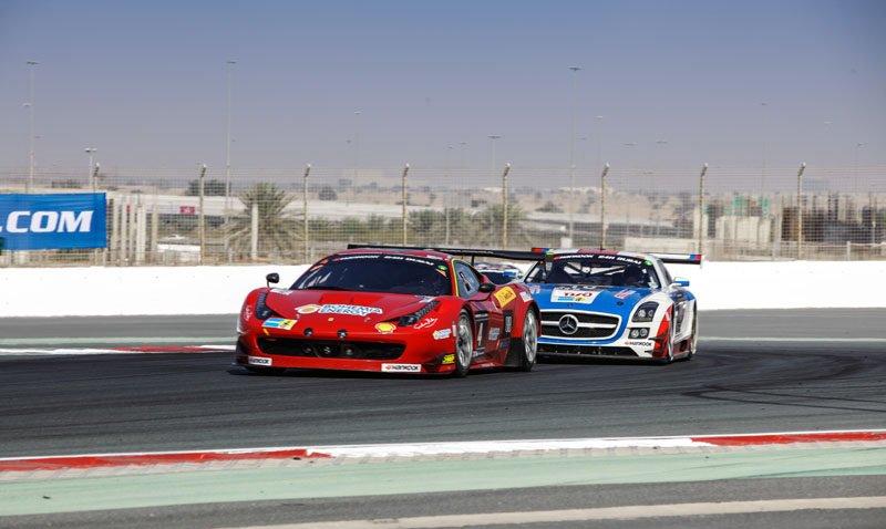 Dubajaus 24 val. lenktynės