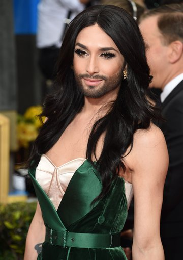 "AFP/""Scanpix"" nuotr./Conchita Wurst"