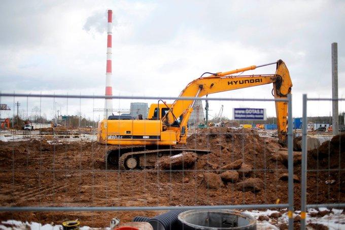 """""""Energesman"""" nuotr./Vilniaus atliekų rūšiavimo gamyklos statybos"""