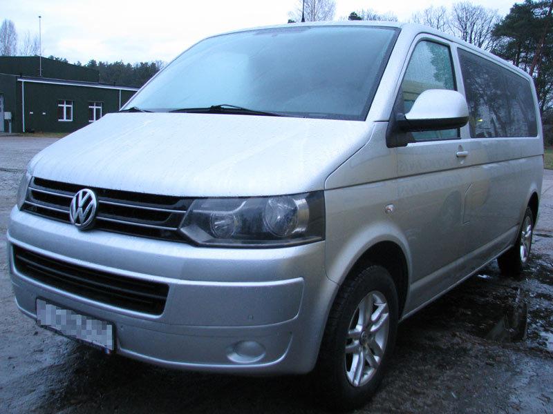 "Mikroautobusas ""Volkswagen Caravelle"""