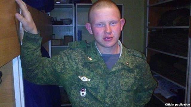 Rusijos karys Valerijus Permiakovas
