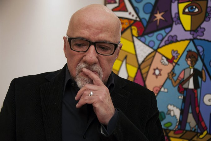 """Scanpix"" / AP nuotr./Paulo Coelho"