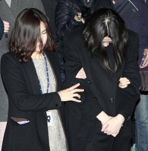 """""""Scanpix""""/""""SIPA"""" nuotr./Cho Hyun-Ah"""