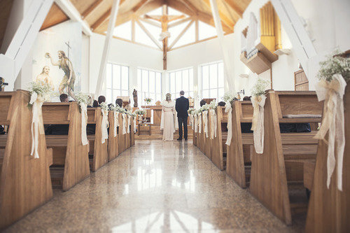Lina Aiduke Photography nuotr./Žiemiškos vestuvės