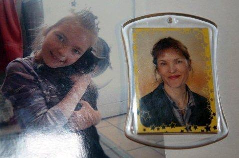 Lija Beniušytė ir jos biologinė motina Loreta Daškevičė
