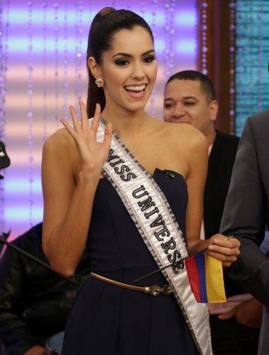 """""""Scanpix""""/""""Sipa USA"""" nuotr./Paulina Vega"""
