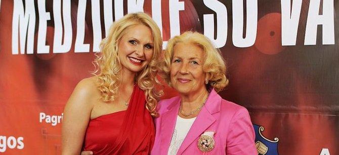 Laura Radzevičiūtė ir Dalia Teišerskytė