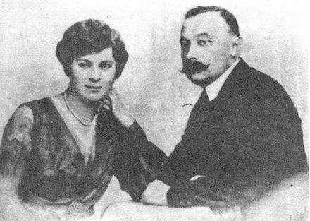 Doma ir Mykolas Sleževičiai